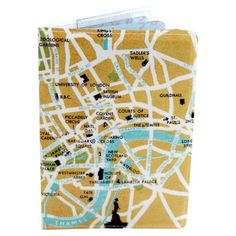 London Map Passport Holder *** Want to know more, click on the image. Note:It is Affiliate Link to Amazon.