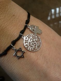 Shema Luck and Blessing Bracelet