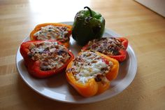 Grilled Stuffed Peppers (recipe) | Flickr - Photo Sharing!