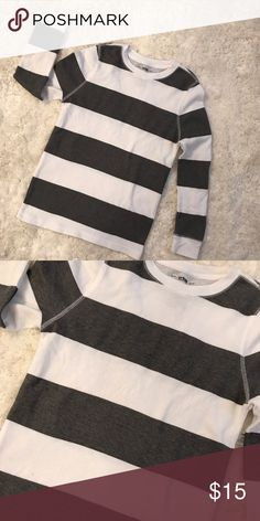 """""""Urban Pipeline"""" Boys Ultimate Thermal He'll earn his fashion stripes wearing this boys' Urban Pipeline thermal tee.   PRODUCT FEATURES •Thermal fabric •Crewneck •Long sleeves FABRIC & CARE •Cotton, polyester •Machine wash   Size S (7/8) Urban Pipeline Shirts & Tops Tees - Long Sleeve"""