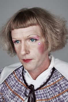 Grayson Perry  inimitable  adjective 1. so good or unusual as to be impossible to copy; unique.