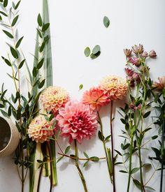 Image of stoneware + porcelain vase