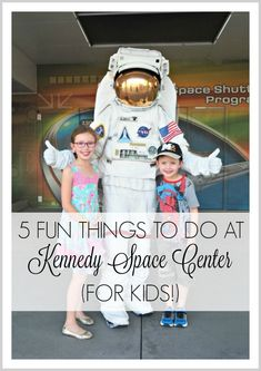 Shining like a beacon of scientific brilliance amongst the low-brow (but super fun!) Disney and Universal madness, the Kennedy Space Center Visitor Complex is a must-do when you visit Orlando in Florida. But there's a massive amount on offer, so here are Orlando Florida, Orlando Vacation, Family Vacation Destinations, Florida Vacation, Florida Travel, Florida Beaches, Family Vacations, Florida Trips, Orlando Disney