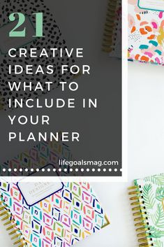 Creative Ideas For What To Include In Your Planner Fun ideas for what to write in your planner.Fun ideas for what to write in your planner. Planner Tips, Planner Layout, Planner Pages, 2015 Planner, Planner Journal, Planner Supplies, Free Planner, Planner Inserts, Planner Stickers