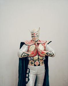 lucha: last year I took him to lucha vavoom at the Mayan.. how can I ever top that one?!