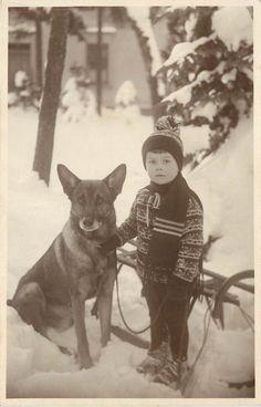 1940- German Shepherd Dog