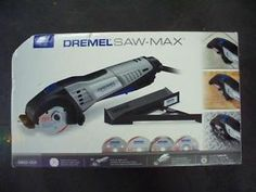 Dremel Saw Max Model SM20-01H Brand New in the original box still sealed complete! Only $195