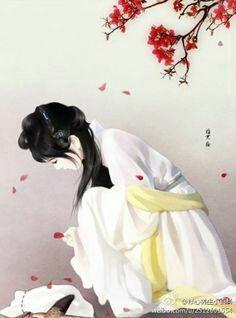 kumpulan gambar  chinese art  Sumber : pinterest Google, devianart. #random # Random # amreading # books # wattpad