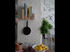 Step by step guide to DIY wall bookcase. Use only scrap woods you already have, nails, screws, hammer, wood glue. Wood Glue, Diy Wall, Easy Diy, Bookcase, Channel, Youtube, Crafts, Painting, Manualidades