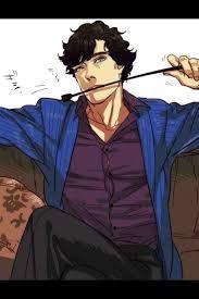 Aprendi com Sherlock Holmes Sherlock John, Sherlock Holmes Bbc, Sherlock Fandom, Sherlock Holmes Benedict Cumberbatch, Sherlock Anime, Johnlock, Superwholock, Supernatural, Sherlolly