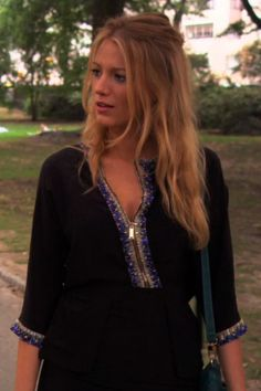 The Lost Boy, 1 of 3 - Serena andDan - Gossip Girl - You Know You Love Fashion