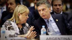 Argentina en el mundo en la era Macri