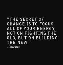 Wisdom quote about change