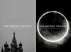"YA Books Lover — alternative book covers:  ""The Grisha Trilogy"""