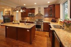Grand Rapids MI Kitchen Remodel - Contemporary - Kitchen - other metro - by Chris Thomas