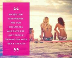 Sex and the City quote