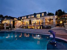 Estate of the Day: $14.9 Million French Manor Mansion in Palo Alto, California