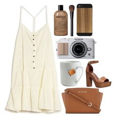 """""""#55"""" by nastya097 ❤ liked on Polyvore featuring beauty, Current/Elliott, philosophy, NARS Cosmetics, le mouton noir & co., MICHAEL Michael Kors and Carvela"""