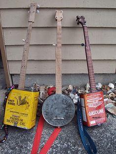 Homemade Banjos                                                                                                                                                                                 More