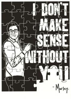 I Don't Make Sense Without You - Morley