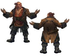 Varric - Pictures & Characters Art - Dragon Age II