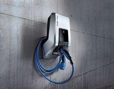 Charging station for electrical vehicles: