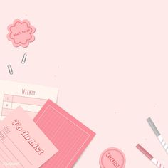 Soft Wallpaper, Pink Wallpaper Iphone, Memo Notepad, Instagram Frame Template, Powerpoint Background Design, Note Paper, Free Illustrations, Stationery, Photos