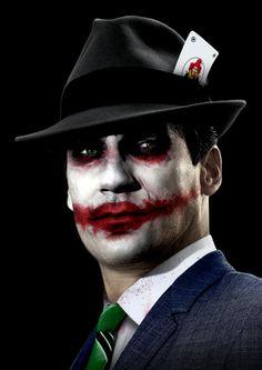 Gotham's Mad Men - Joker: If Mad Men characters were Batman's enemies.
