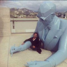 XAVIER VEILHAN MAMO 2013 #Marseille.France #Le Corbusier CLLC Art Installations, Installation Art, Xavier Veilhan, Le Corbusier, French Artists, Public Art, Urban Design, Ecology, Parks