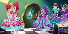 QUIZ: How Well Do You Know Way Too Wonderland? #everafterhigh