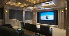 home theater pictures   , but I love me some home theater pr0n. I could stare at the pictures ...