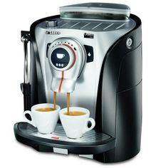 Saeco Odea Giro: Beans to coffee @ home