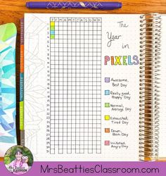 Journaling is a great tool for self-care. Join the 20 in 2020 Challenge and meet the Erin Condren Life Planner and Petite Planners to get you started! Planner Tips, Planner Pages, Teacher Organization, Teacher Hacks, Erin Condren Teacher Planner, Year In Pixels, Arc Notebook, Silhouette Cameo Tutorials, Learn Calligraphy