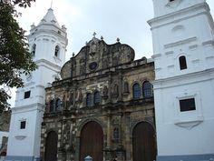 Plaza Catedral, Casco Viejo, Panamá