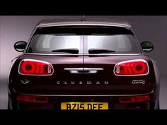 MINI Clubman - Videos  * I've always loved the clubman but now I think I love it even more! Would love to take it for a test drive!