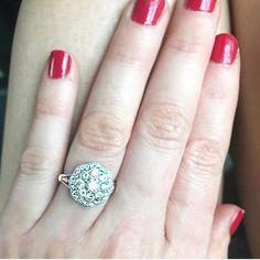 #winning well done @leah_loves_leskes_jewellers gorgeous bling #bling #diamonds #valentinesday #portfairyjeweller #leskesdiamonds #jewellerygram    #Regram via @loveleskesjewellers Beautiful Rings, Bling Bling, Diamond Rings, Jewelry Stores, Class Ring, Valentines Day, Engagement Rings, Jewels, Jewellery