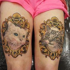Tattoos by @jimlynch13tattoo