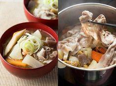 煮込まないのが正解! 野菜の甘さに感激する意外な「豚汁」レシピ