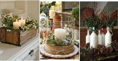 Una mesa de 10 para estas Navidades con estos centros navideños. ¡Encuentra la inspiración!