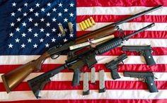 Se cree que están en circulación en EE.UU. más armas de fuego que habitantes, en cualquier caso por encima de los 310 millones de artefactos mortales.