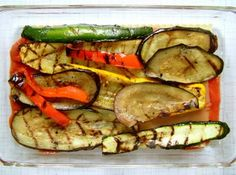 Grilled veggies have always been a favorite of mine.  www.FINEtoFAB.com