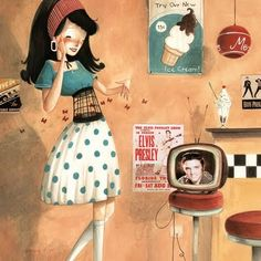 Daniela Volpari Illustration - Buscar con Google