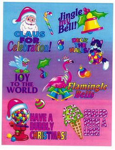 Image result for lisa frank holiday