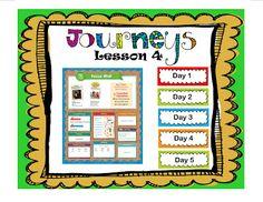 17 best Journey\'s Kindergarten-1st Grade images on Pinterest ...
