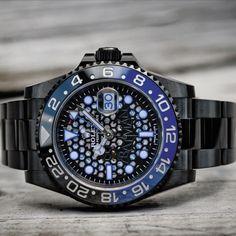 Patek Philippe, Black Rolex, Rolex Gmt Master, Casio Watch, Rolex Watches, Label, Accessories