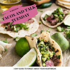 Nothing beats flank steak tacos with fresh lime and coriander on a breezy Sunday evening. What are you having for dinner? Nothing beats flank steak tacos with fresh lime and coriander on a breezy Sunday evening. What are you having for dinner? Flank Steak Tacos, Brisket Tacos, Smoked Brisket, Beef Carnitas, Brisket Burger, Rinder Steak, Smoked Pork, Tacos Mexicanos, Food Porn