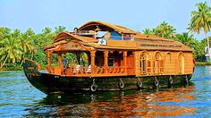 How to do an Alleppey Houseboat Trip? ~ Places on the planet you must see