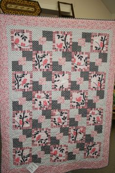Five yard quilt -- free pattern