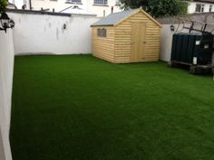 Here are examples of some of the Back Gardens we have transformed over the years Real Madrid Football Kit, Can Design, Back Gardens, Shed, Layout, Outdoor Structures, Gallery, Page Layout, Roof Rack