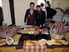 Raimondo Canzone con Giuliana Levantino al 3° Trofeo delle Isole